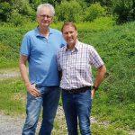 Fred van Lierop and Rolf Sief