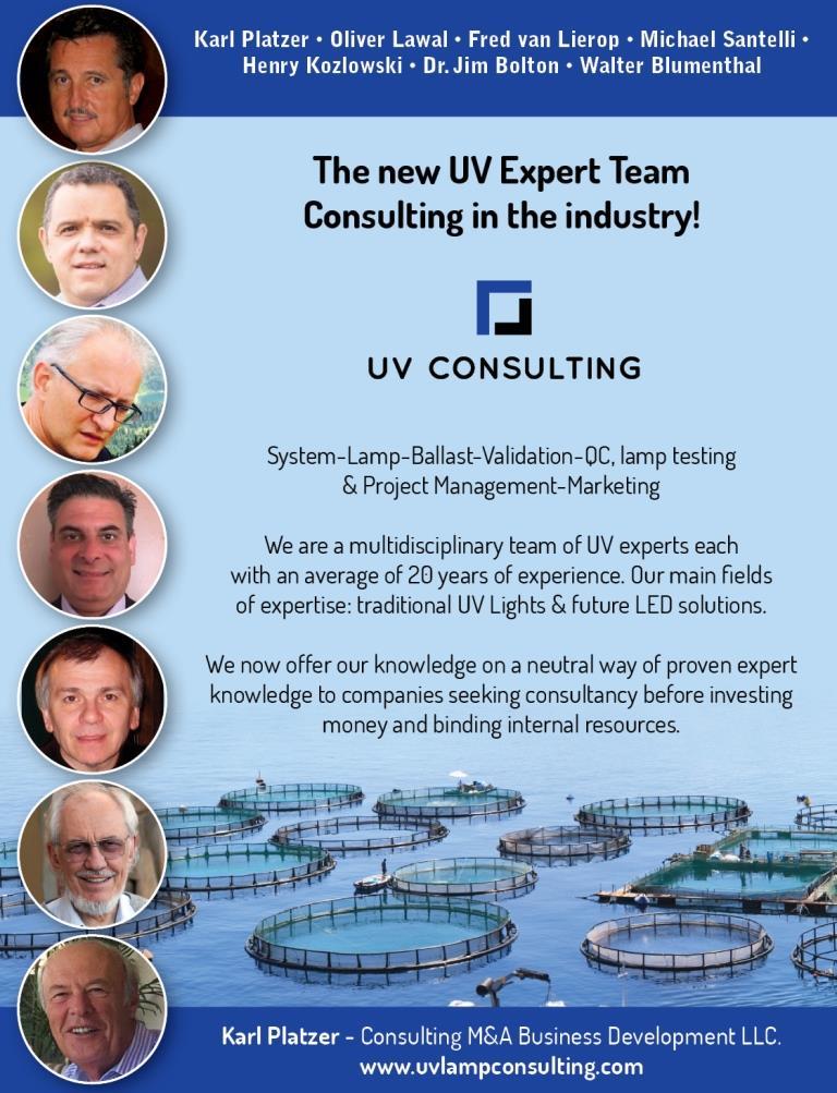 UV Consulting Expert Team - quarter page