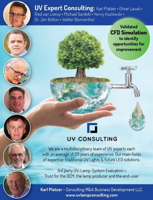 UV consulting expert team